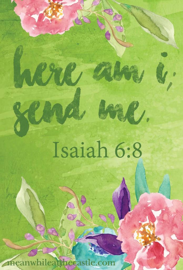 Isaiah 6 web